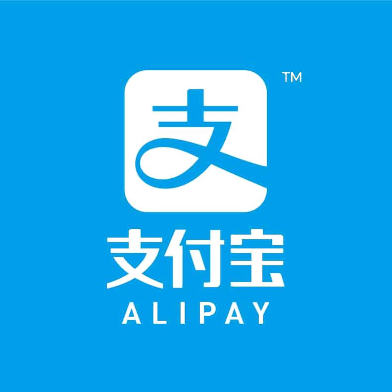 alipay kvadratast izpopolnjena